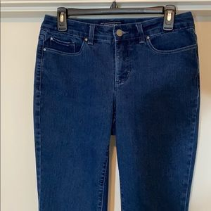 Charter Club Women's Skinny Ankle Jeans Si…